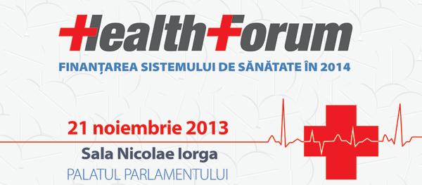 Finanţarea sistemului de sănătate 2014