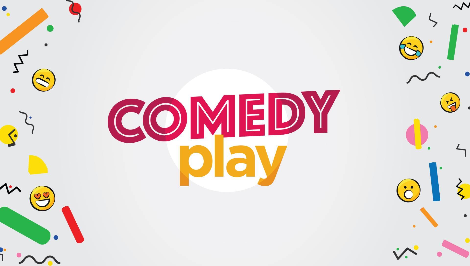 logo comedyplay