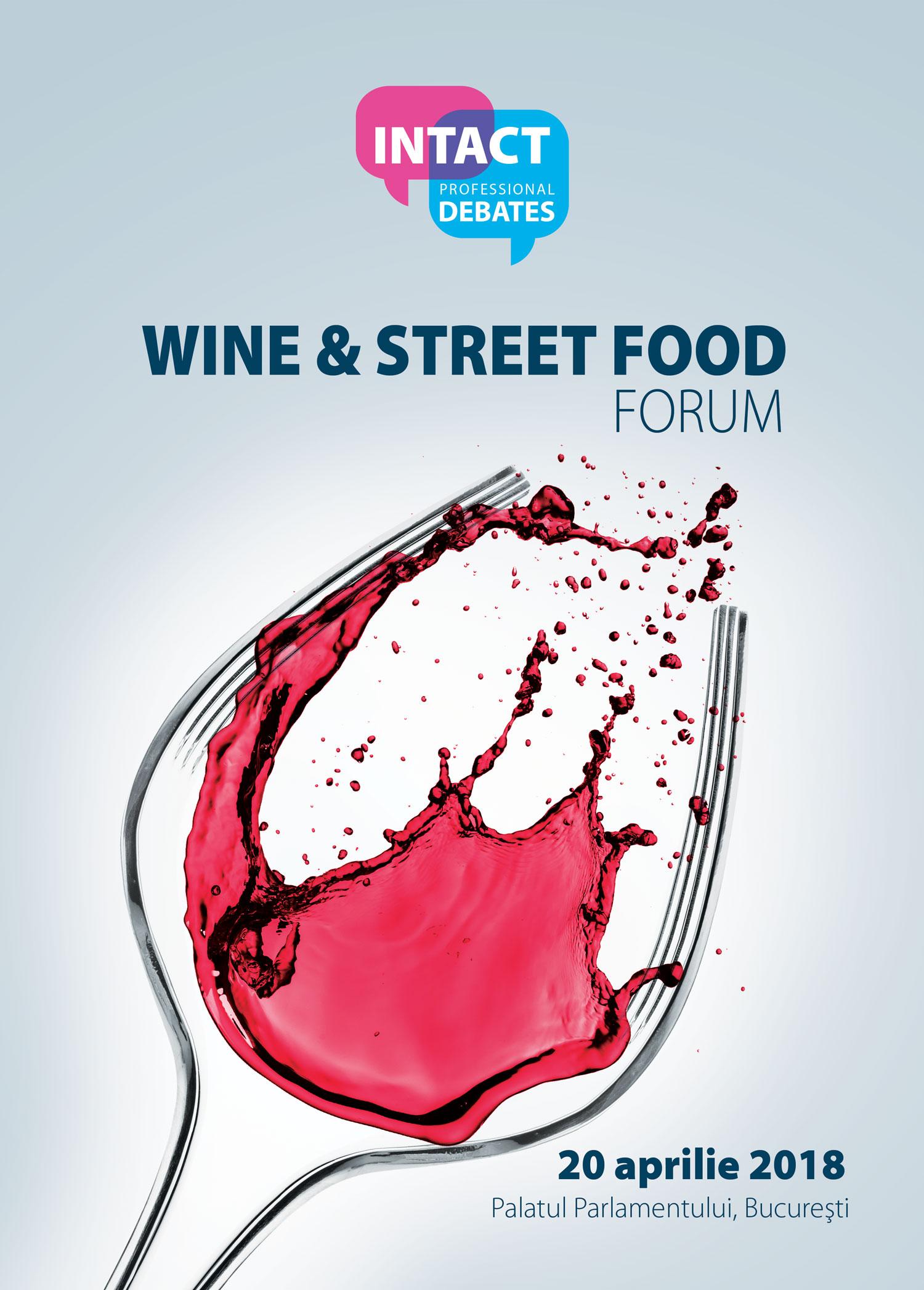 Wine & street food
