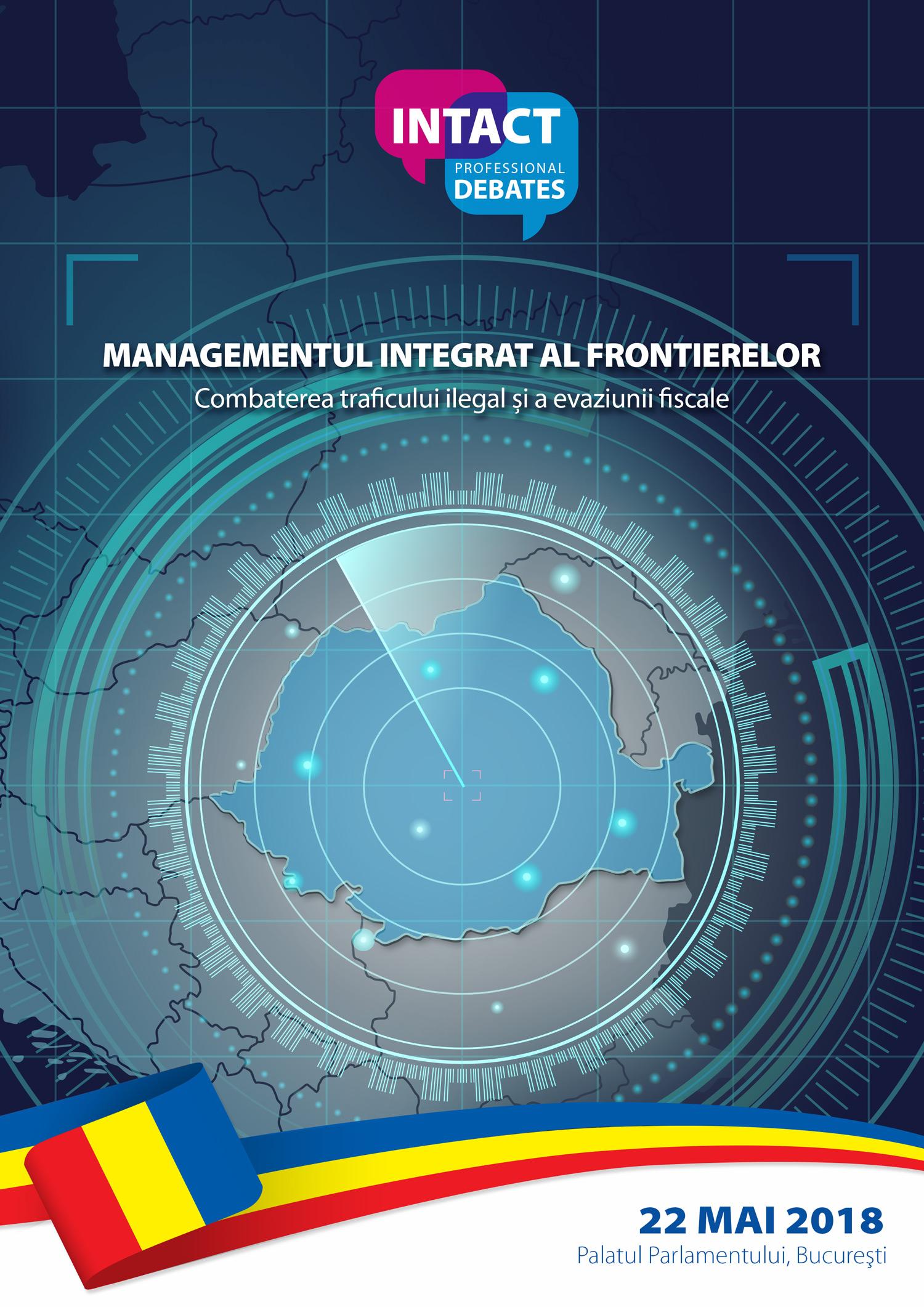 Managementul integrat al frontierelor. Combaterea traficului ilegal și a evaziunii fiscale